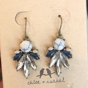 Morningtide drop earrings